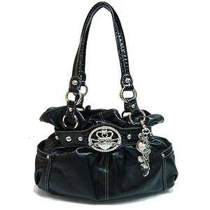 Kathy Van Zeeland(キャシーヴァンジーランド) バッグ H26115-06796 BLACK - 拡大画像