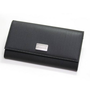 BVLGARI(ブルガリ)ミレリゲ 長財布小銭入れ付き27712 ブラック  - 拡大画像