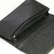 BVLGARI(ブルガリ)ミレリゲ 二つ折り長財布小銭入れ付き25550 ブラック  - 縮小画像3