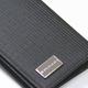BVLGARI(ブルガリ)ミレリゲ 二つ折り長財布小銭入れ付き25550 ブラック  - 縮小画像5