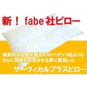 ファベ社製 サーヴィカルプラス枕 - 拡大画像