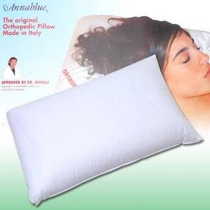 イタリア製 アンナブルー社 オルトペディコ枕 - 拡大画像