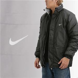 NIKE フード付きジャケット 125705 ブラック M - 拡大画像
