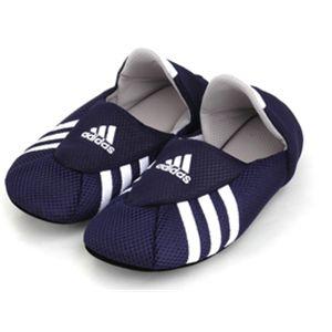 adidas(アディダス) ロッカールームソックス ニューネイビー×ホワイト25-27cm - 拡大画像