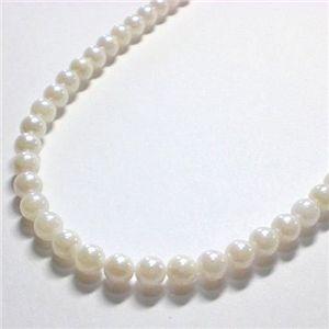 あこや真珠 42cm パールネックレス 【本真珠】 - 拡大画像