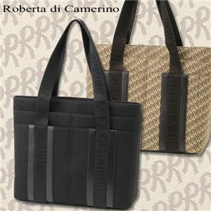Roberta di Camerino トートバック 0050030(R-18) BROWN - 拡大画像