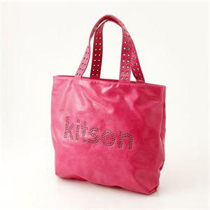 KITSON(キットソン) GROMMET TOTE 3986 フューシャ - 拡大画像