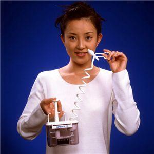 鼻洗浄器 【7.4cm×13.5cm×18.3cm】 重さ295g 日本製 洗浄剤 液晶温度計付き 『ハナクリーンEX』 〔鼻うがい カゼ 花粉症〕