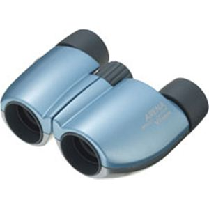 Vixen(ビクセン) 双眼鏡 アリーナ M8×21 パウダーブルー 1317-09 - 旅行グッズ特集