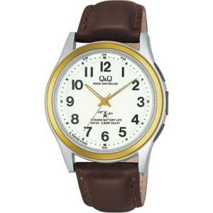CITIZEN(シチズン) 腕時計 Q&Q HZ02-504 アイボリー 【電波時計】 - 拡大画像