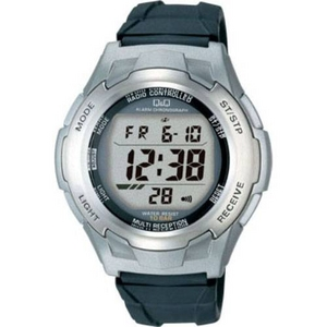 CITIZEN(シチズン) 腕時計 Q&Q MHZ1-102 シルバー 【電波時計】 - 拡大画像