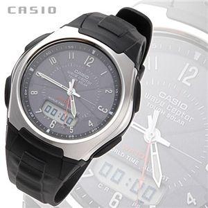 CASIO(カシオ) 腕時計 WVA-430J-1AJF - 拡大画像