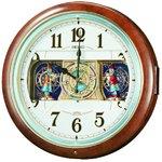 SEIKO CLOCK(セイコークロック) 電波からくり時計 RE559H