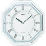 SEIKO CLOCK(セイコークロック) 電波ソーラー壁掛け時計 SF503W
