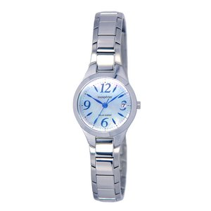 リコー RICOH monperier emit(モンペリエ・エミット) 太陽光充電方式腕時計 レディース 698002-22 - 拡大画像
