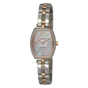 リコー RICOH monperier emit(モンペリエ・エミット) 太陽光充電方式腕時計 レディース 699002-51 - 拡大画像