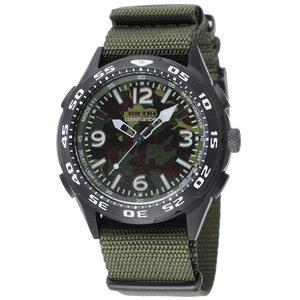 リコー RICOH COMMANDER REMINDER(コマンダー リマインダー) LEDライト付き電磁誘導充電式腕時計 660102-91 - 拡大画像