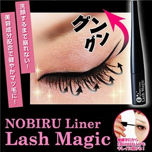 NOBIRU LINER ラッシュマジック - 拡大画像