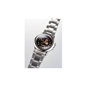 プレミアムミッキーマウス腕時計 ブラック - 拡大画像