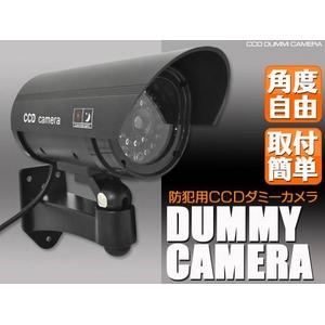 防犯用CCDダミーカメラ - 拡大画像