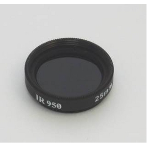 デジタルカメラ用フィルター 赤外線撮影用 IRフィルター 径25mm - 拡大画像