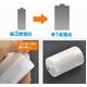 【15個セット】単3乾電池を単1に サイズ変換アダプター 半透明 (スペーサー) - 縮小画像2