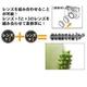 【2個セット】汎用カメラ対応 クローズアップレンズ(接写レンズ) +2と+3のセット 径37mm - 縮小画像5