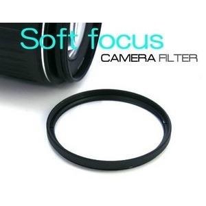 カメラレンズ用 ソフトフォーカスフィルター 径67mm - 拡大画像