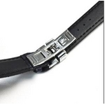 【3個セット】腕時計用パーツ バタフライバックル 【メンズ18mm】
