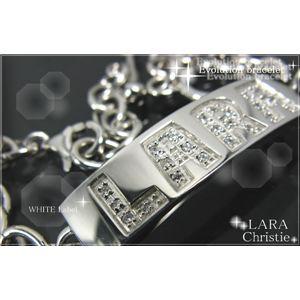 LARA Christie(ララクリスティー) エボリューション ブレスレット[WHITE Label] - 拡大画像