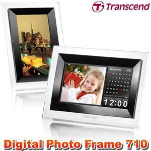 Transcend デジタルフォトフレーム710C - 拡大画像