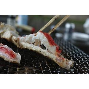 北海道『よくばり』BBQセット タラバ付き(4人前〜6人前) - 拡大画像