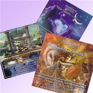 ヘミシンク CD SPIRITUAL セット - 拡大画像