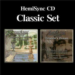 ヘミシンク CD クラシックセット - 拡大画像