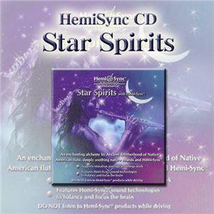 ヘミシンク CD 「STAR SPIRITS」 - 拡大画像