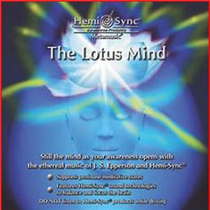 ヘミシンク CD『The Lotus Mind』 - 拡大画像