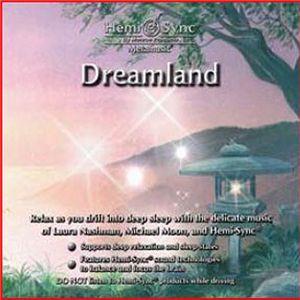 ヘミシンク CD『ドリームランド』 - 拡大画像