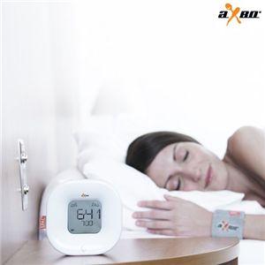 【もっと快適な朝をあなたに】aXbo Sleep Phase Alarm Clock(アクスボ スリープ アラーム クロック)  - 拡大画像