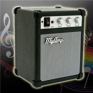 My Amp Speakerz(ギターアンプ型スピーカー) - 拡大画像