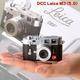 往年の名機ライカM3をミニチュアサイズで再現☆DCC Leica(ライカ) M3(5.0) - 縮小画像1