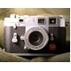 往年の名機ライカM3をミニチュアサイズで再現☆DCC Leica(ライカ) M3(5.0) - 縮小画像5