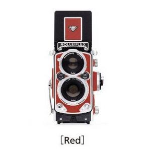 Rolleiflex MiniDigi(ローライフレックス ミニデジ) レッド - 拡大画像