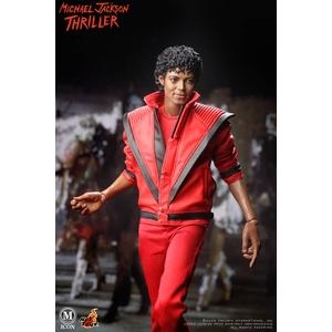 【マイコン】1/6スケールフィギュア 『マイケル・ジャクソン』(「スリラー」版)Michael Jackson (Thriller) - 拡大画像