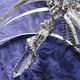 昇竜八角水晶ネックレス(チタンチェーン) チェーン60cm - 縮小画像1