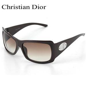 Christian Dior(クリスチャン ディオール) サングラス CLASSIC Dior1/F-CQK-02/ブラウングラデーション×ブラック - 拡大画像