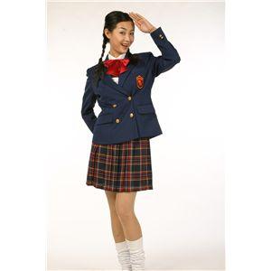 【コスプレ】 女学院 紺 M 4562135682842 - 拡大画像