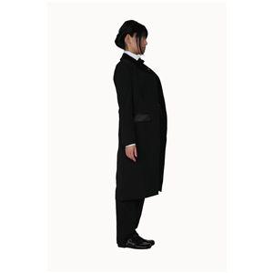 【コスプレ】 MD6137 バトラー 黒 S 4582145036466