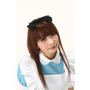 【コスプレ】 Alice'sリボンカチューシャ 黒 4571142457404 - 拡大画像