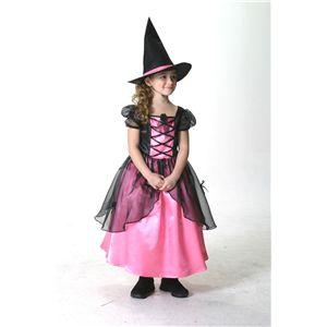 メロディドレス ピンク 子供120 - 拡大画像