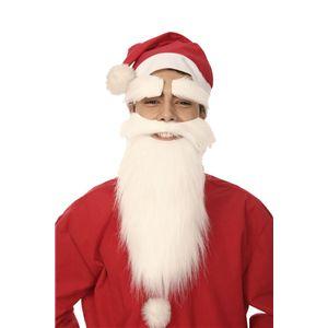 サンタさんのヒゲ - 拡大画像